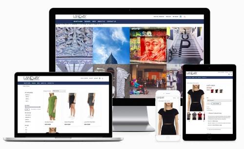 laneway-website